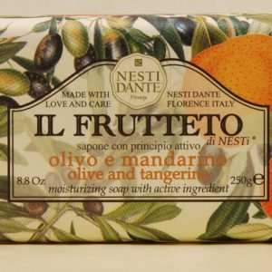 Natúr szappan - mandarin-olívaolaj