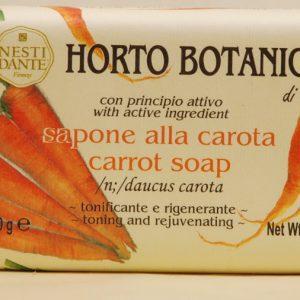 Natúr szappan- sárgarépa
