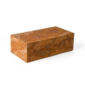Fahéj doboz tégla alakú