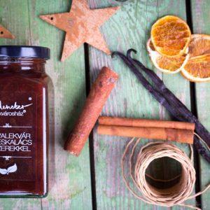 Szilvalekvár mézeskalács fűszerrel