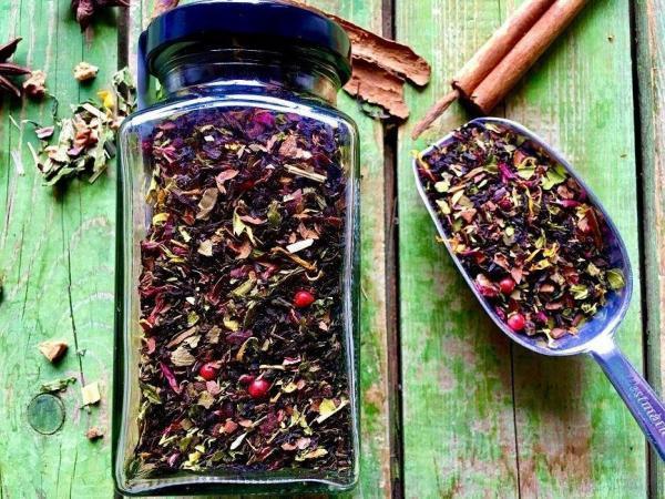 Kenderes Chai fűszeres fekete-teakeverék