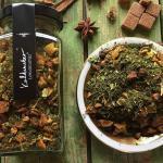 Citromos kender teakeverék